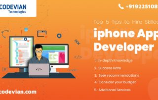 Top 5 Tips to Hire Skilled iPhone Developer