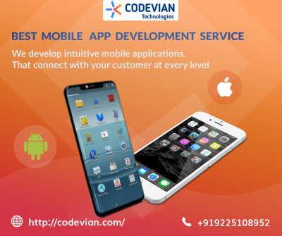 Android Application Development Company in California